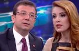 Ekrem İmamoğlu canlı yayında Nagehan Alçı'yı azarladı!