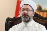 Erbaş'tan 'zekat' açıklaması