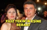 Filiz Tekin'i darp edip öldürdüğü iddia edilen eşe beraat