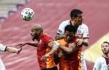 Galatasaray - Fatih Karagümrük: 1-1