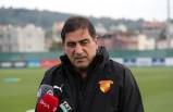Göztepe'de Karaman için duygusal maç