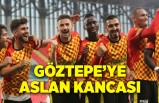 Göztepe'ye aslan kancası
