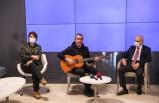 Haluk Levent'ten Parkinson hastalarına mini konser