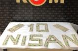 İzmir'de 'sahte dolar' operasyonu