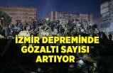 İzmir depreminde yıkılan yapılarla ilgili 6 şüpheli daha adliyede