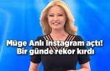 Müge Anlı Instagram açtı! Takipçi sayısı bir günde rekor kırdı