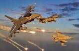 PKK'ya havadan ve karadan operasyon