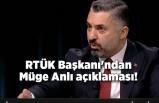 RTÜK Başkanı'ndan Müge Anlı açıklaması!
