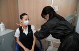 SunExpress uçuş ekipleri, Covid-19 aşısı olmaya başladı