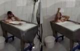 'Süt banyosu' davasında yeni gelişme