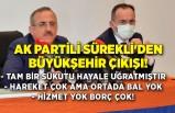 AK Partili Sürekli'den Büyükşehir çıkışı!