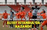 Altay Play-Off'ta!