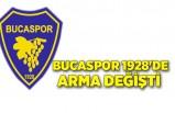 Bucaspor 1928'de arma değişti