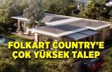 Folkart Country'e çok yüksek talep