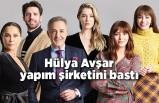 Hülya Avşar yapım şirketini bastı