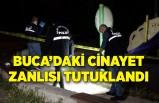 İzmir Buca'da arkadaşını parktabıçaklayarak öldüren katil zanlısı tutuklandı