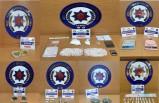 İzmir'de uyuşturucu operasyonlarında 15 kişi tutuklandı