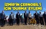 İzmir'in Çernobil'i için 'durma' eylemi
