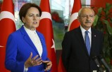 Kılıçdaroğlu ve Akşener'den açıklama
