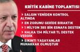 Kritik Kabine Toplantısı sona erdi: Erdoğan açıkladı...