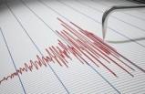 Mersin'de 4,3 büyüklüğünde deprem