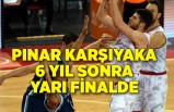 Pınar Karşıyaka: 96 - Türk Telekom: 71