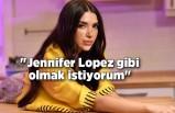"""Su El Roman'dan iddialı açıklama: """"Jennifer Lopez gibi olmak istiyorum"""""""