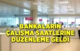 TBB: Banka şube çalışma süresinde emekliler için düzenleme