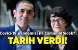 Uğur Şahin Covid-19 pandemisinin biteceği tarihi verdi