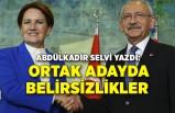 Abdülkadir Selvi yazdı: Cumhurbaşkanlığı seçimindeki belirsizlikler