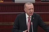 Erdoğan Azerbaycan Milli Meclisi'nde