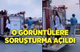 İzmir'de 3 kadının itfaiye aracındaki görüntülerine soruşturma