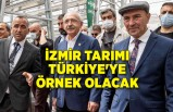 İzmir Tarımı Türkiye'ye örnek olacak