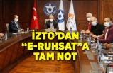 """İZTO'dan """"e-ruhsat""""a tam not"""