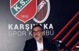 Karşıyaka'da Turgay Büyükkarcı adaylığını açıkladı