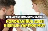 Koronavirüs aşısı kısırlık yapıyor mu?