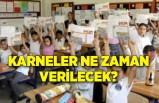 Milli Eğitim Bakanı karneler için tarih verdi