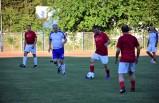 Parlamenterler Spor Kulübü Ege'de 'dostluk' maçına çıktı
