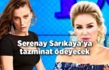 Pınar Ergüner, Serenay Sarıkaya'ya tazminat ödeyecek