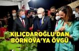 Selçuk'da Bornova'nın tescilli ürünlerine büyük ilgi