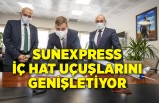 SunExpress, 2021 yazında iç hat uçuşlarını genişletiyor