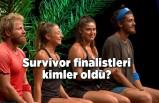 Survivor 2021 finalistleri kimler oldu?
