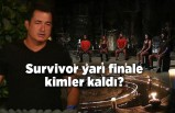 Survivor'da 3. eleme adayı kim oldu? Survivor yarı finale kimler kaldı?
