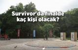 Survivor'da finalde kaç kişi olacak?