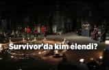 Survivor'da kim elendi? Survivor'da son 4'e kimler kaldı?