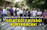 Abdül Batur: Geleceği Z Kuşağı kurtaracak!