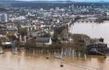 Almanya'yı sel bastı: Ölü ve kayıplar var
