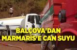 Balçova'dan Marmaris'e can suyu
