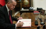 Cumhurbaşkanı Erdoğan'dan yeni atama kararları!