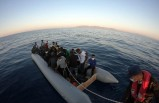 Dikili'de 31 kaçak göçmen kurtarıldı